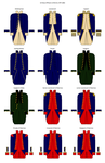 US Navy Uniforms 1797-1802 by SimonLMoore