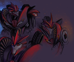 TFP Knockout by faliessDragon