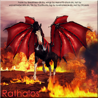 Rathalos by Explicit18