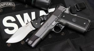 Para Ordinance HRT .45 by SWAT-Strachan