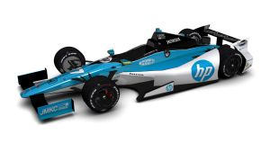 2013 Simon Pagenaud  #77 HP by WoofGM