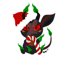 ZENNO CANDYCANE by UrBubbleFace