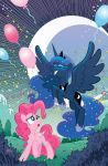 MLP Friends Forever #7 Sub Cover by TonyFleecs