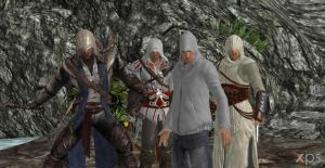 Assassin's Creed: The Gathering by calibur222