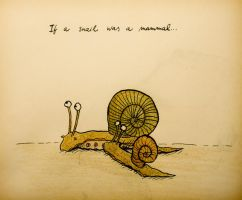 If a snail was a mammal... by bionomi