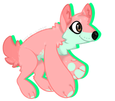 Gift - Pink by LoserDoge