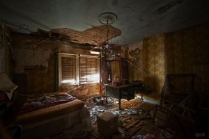 Beast house by CyrnicUrbex