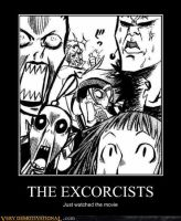 Excorcists by FallenJace
