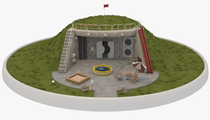 Family Bunker by cr8g