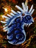Princess Mononoke Nightwalker Ornament by studioofmm