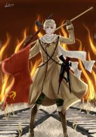 APH - The Red Terror by chibi-rice-ball-chan