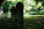 grave yard stock 11 by rustymermaid-stock