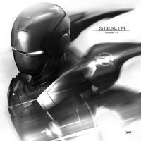 -- Mark 7 Stealth -- by wyv1