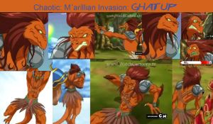 chaotic Ghatup by Dralam