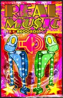 RealMusic Poster 3 by phasmatic