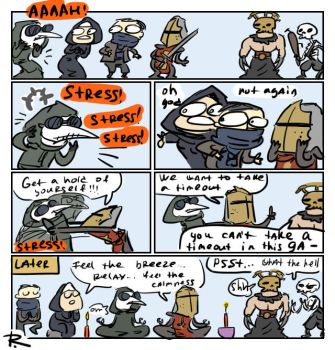 Darkest Dungeon, 5 by Ayej