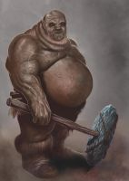 Ogre by malverro