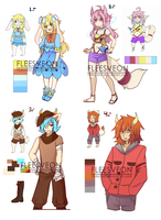 (CLOSED) Auction Adopts by Hideaki-FV2