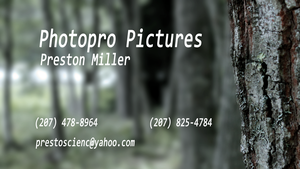 Photopro Business Card by StormyPwny