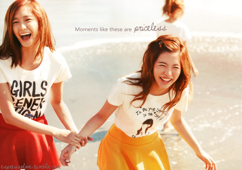 SNSD - Yoona-Sunny by Oh3lle