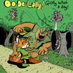 Oo-De-Lally, Oo-De-Lally, Golly What a Day! by ADM-37