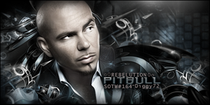 PITBULL Rebelution by bobbydigital72