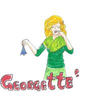 Georgette by analubelico