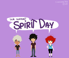 SPIRIT DAY by Codename70H