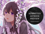 Rewritten Artbook Preview by kumashige
