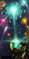 Happy New Year 2015! by Pirill-Poveniy