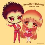 Merry christmas by kittychiii