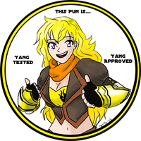 YangTestedYangApproved by Imbriaart