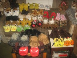 Slipper Collection Update by Marquis2007