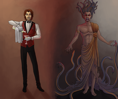 Gorgon by Spesiria