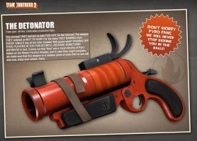 TF2: Detonator disappointment by VermilionEclipse