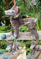 Young Starlight - Poseable Avalutin - SOLD by SonsationalCreations