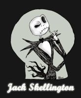 Jack Skellington by Lttle-Horrors