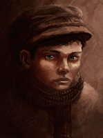 Victorian Boy by Toothsmile