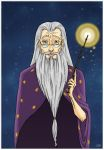 Albus Dumbledore by TheWatcherOnTheWall