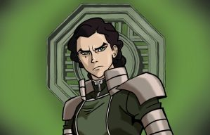 Kuvira by Pterry3