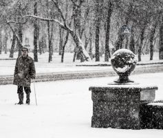 Heavy Snow IV by Sulde