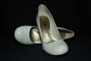 Wedding Shoes by xdattax