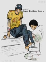 __L4D2: Happy (late) Birthday Coco__ by xCheckmate