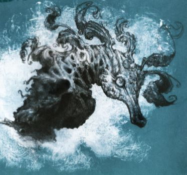 Seahorse by trouvaille