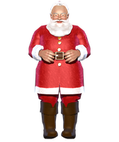 .: DL Series :. Santa Claus by Duekko