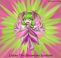 Lalene The Bloomvine Seedrian by Sakura123Cha