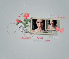 Selena Flower by loveelydesigns