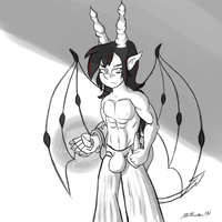 Zackerd With Pants by MKbuster