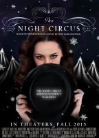 Night Circus Movie Poster by TheSearchingEyes