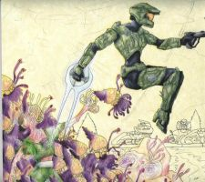 Halo war pic part 1 by gugi40